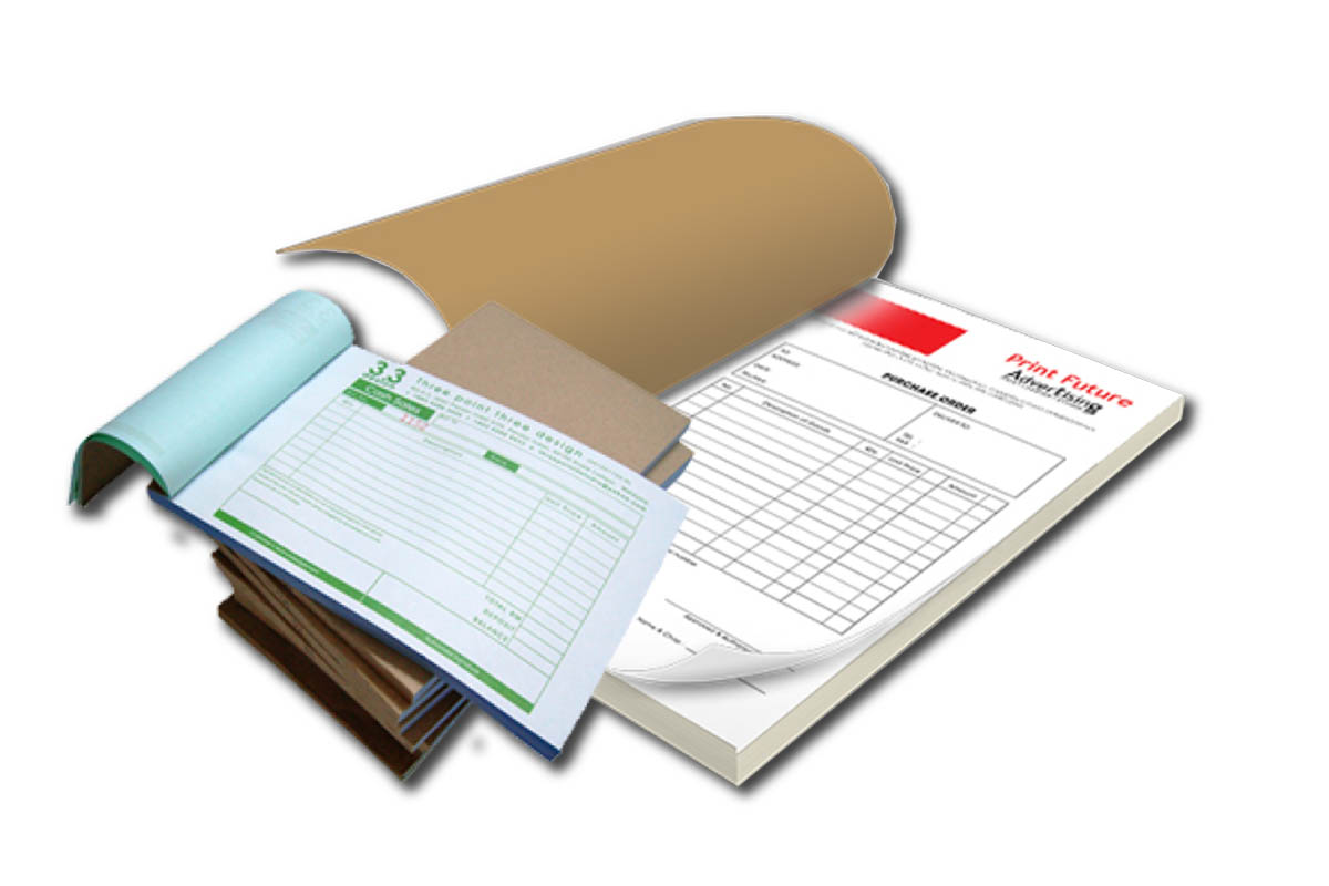 RECEIPT/INVOICE BOOKS